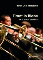 Tirant lo Blanc for symphonic band (PS)-Pocket Scores for Symphonic Band-Music Schools and Conservatoires Advanced Level-Scores Advanced
