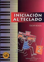 Iniciación al teclado 2-Iniciación al teclado-Music Schools and Conservatoires Elementary Level