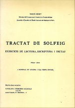 Tractat de solfeig: exercicis 1-Tractat de solfeig: els elements essencials de la música-Music Schools and Conservatoires Intermediate Level