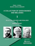 I. A collection of given basses and melodies-Harmonia-Music Schools and Conservatoires Intermediate Level