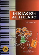 Iniciación al teclado 1-Iniciación al teclado-Music Schools and Conservatoires Elementary Level