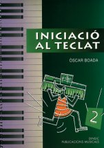 Iniciació al teclat 2-Iniciació al teclat-Music Schools and Conservatoires Elementary Level