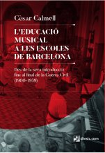 L'educació musical a les escoles de Barcelona des de la seva introducció fins al final de la Guerra Civil (1900-1939)-Materials de pedagogia musical (in catalan)-Music Schools and Conservatoires Advanced Level-Musical Pedagogy-University Level