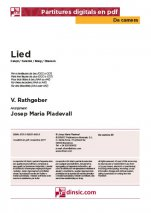 Lied-Da Camera (separate PDF pieces)-Music Schools and Conservatoires Elementary Level-Scores Elementary