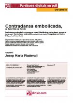 Contradansa embolicada-Da Camera (separate PDF pieces)-Music Schools and Conservatoires Elementary Level-Scores Elementary