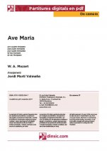 Ave Maria-Da Camera (separate PDF pieces)-Music Schools and Conservatoires Elementary Level-Scores Elementary