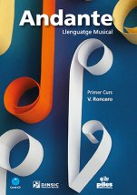 Andante Primer Curs-Andante-Music Schools and Conservatoires Elementary Level