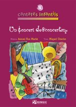 Un concert desconcertant (voice & piano)-Cantates infantils-Scores Intermediate