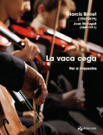 La vaca cega-Orchestra Materials-Music Schools and Conservatoires Intermediate Level-Music Schools and Conservatoires Advanced Level-Musicography-Musical Pedagogy-University Level