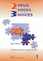 2-3 Voices 1-2-3 Voices (paper copy)-Music Schools and Conservatoires Elementary Level