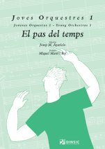 El pas del temps-Young Orchestras-Music Schools and Conservatoires Intermediate Level