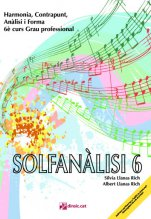 Solfanàlisi 6-SOLFANÀLISI-Music Schools and Conservatoires Intermediate Level