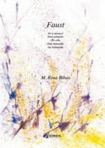 Faust-Instrumental Music (paper copy)-Music Schools and Conservatoires Intermediate Level-Scores Intermediate