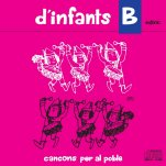 Cançons per al poble: d'infants B-Cançons per al poble CD-Music Schools and Conservatoires Elementary Level-Music in General Education Pre-school