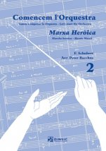 Heroic march-Let's Begin Orchestra-Music Schools and Conservatoires Elementary Level