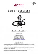 Temps canviant-Woman Composers-Scores Advanced