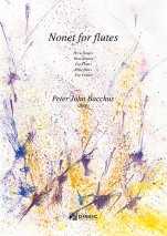 Nonet for flutes-Instrumental Music (paper copy)-Scores Advanced