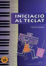 Iniciació al teclat 3-Iniciació al teclat-Music Schools and Conservatoires Elementary Level