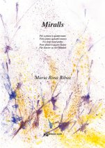 Miralls-Instrumental Music (paper copy)-Music Schools and Conservatoires Advanced Level-Music Schools and Conservatoires Intermediate Level