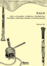 KAOS-Music for Cobla Instruments (paper copy)-Scores Advanced