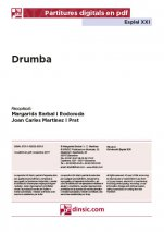 Drumba-Esplai XXI (peces soltes en pdf)-Music Schools and Conservatoires Elementary Level-Music in General Education Primary School-Music in General Education Secondary School-Scores Elementary