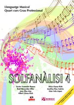 Solfanàlisi 4-SOLFANÀLISI-Music Schools and Conservatoires Intermediate Level-Music Schools and Conservatoires Advanced Level-Scores Advanced-Scores Intermediate