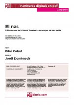 El nas-Cançoner (separate PDF pieces)-Music Schools and Conservatoires Elementary Level-Scores Elementary