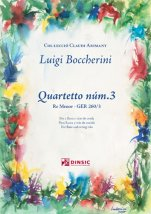 Quartetto III-Claudi Arimany-Partitures Intermig