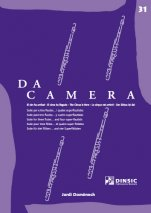 Da Camera 31: The circus is Here!-Da Camera (paper copy)-Music Schools and Conservatoires Elementary Level-Scores Elementary