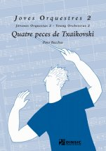 Four pieces by Tchaikowsky-Young Orchestras-Music Schools and Conservatoires Intermediate Level