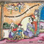 Tocatimbal 7-Tocatimbal CD-Music Schools and Conservatoires Elementary Level-Music in General Education Pre-school-Traditional Music Catalonia