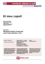 El meu capell-Esplai XXI (peces soltes en pdf)-Music Schools and Conservatoires Elementary Level-Music in General Education Primary School-Music in General Education Secondary School-Scores Elementary