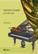 Quadern Schumann per a violí i piano-Quadern Schumann (paper PDF copy)-Music Schools and Conservatoires Elementary Level-Scores Elementary