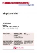 El gripau blau-Esplai XXI (peces soltes en pdf)-Music Schools and Conservatoires Elementary Level-Music in General Education Primary School-Music in General Education Secondary School-Scores Elementary