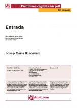 Entrada-Da Camera (separate PDF pieces)-Scores Elementary