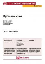 Rytman-blues-Da Camera (separate PDF pieces)-Music Schools and Conservatoires Elementary Level-Scores Elementary