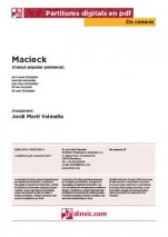 Macieck-Da Camera (separate PDF pieces)-Music Schools and Conservatoires Elementary Level-Scores Elementary