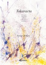 Takaracta-Instrumental Music (paper copy)-Scores Advanced