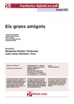 Els grans amigots-Esplai XXI (peces soltes en pdf)-Music Schools and Conservatoires Elementary Level-Music in General Education Primary School-Music in General Education Secondary School-Scores Elementary