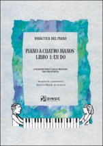 Piano a cuatro manos 1-Didáctica del piano-Music Schools and Conservatoires Elementary Level