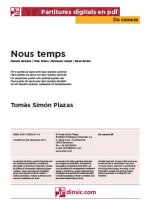 Nous temps-Da Camera (separate PDF pieces)-Music Schools and Conservatoires Elementary Level-Scores Elementary
